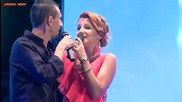 Sandra i Daniel - Mirno Ezero ( Ohrid Fest 2015 )