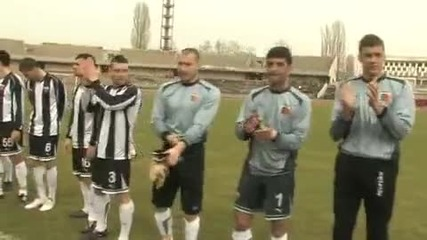 Локомотив Пловдив - Представянето на отбора за 2010г.