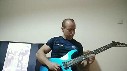 Oki Guitar Player-Есен (група Хамелеон)