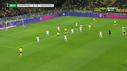 Борусия Дортмунд - Инглощад 2:0 /репортаж/
