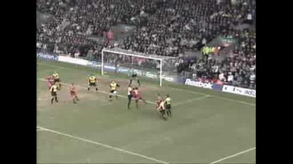 Stevan Gerrard Goals