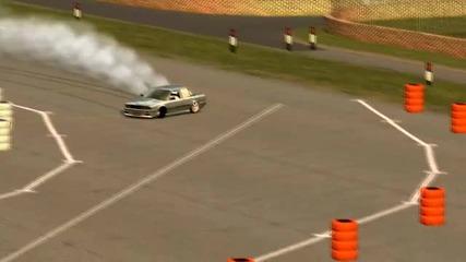 Live For Speed - Bmw E30 V8 drift