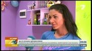 11.12.2014 Биляна Йотовска за готварската и книга и Как да се храним здравословно