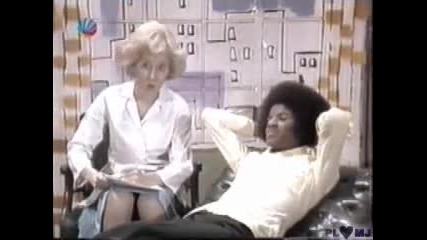 The Jacksons variety show 1977 - no one notices Michael