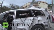 Somalia: Suicide bomber kills eight in hotel attack