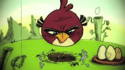 The Angry Birds Rap - Ядосаните Пилета Як Рап!