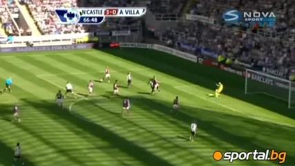 Нюкясъл Юнайтед Астън Вила 6:0