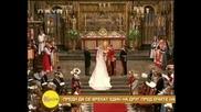 Сватбата на Принц Уилям и Кейт - Церемонията част 2
