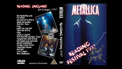 Metallica - One Live Reading 97