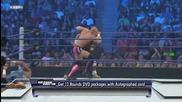 Smackdown 2009/07/31 Cryme Tyme vs The Hart Dynasty