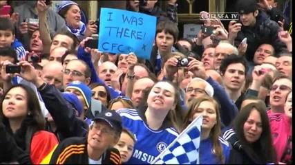 Chelsea Fc - Champions Parade