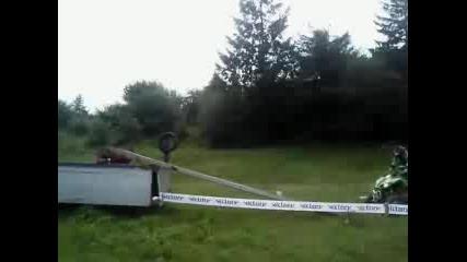 ATV Баланс На Две Гуми