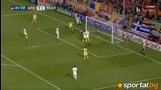 Апоел 0:3 Реал Мадрид