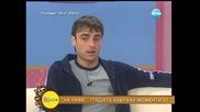"""10 години """" На кафе """" гост Димитър Бербатов - На кафе (24.04.2014г.)"""