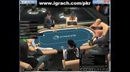 Покер видео на $50 Nl от Igrach.com