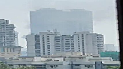 India: One dead after fires breaks out at Mumbai high-rise
