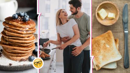 Храни, с които НЕ трябва да закусваме
