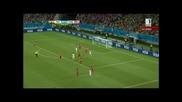 Гана - Сащ 1:2 / Световно първенство 2014