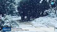 Сняг засипа Южна Африка