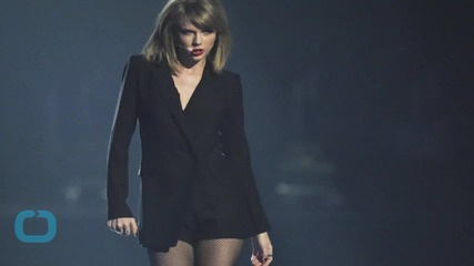 Taylor Swift's Cat Scratched Her $40 Million Leg: Commence Freak Out
