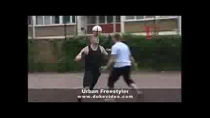 The Urban Freestyle+++
