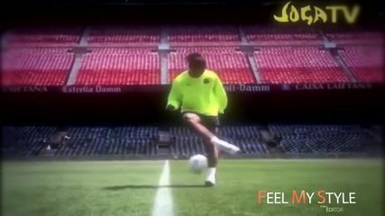 Ronaldinho - Crazy Tricks