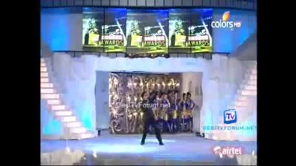 19th Annual Colors Screen Awards 2013 19th January Online pt16