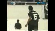 Besiktas - Cska Sofia Goal - Kleberson Загубата на Цска и победният Гол