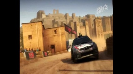 Colin Mcrae Dirt 2 Gameplay Subaru Rally Hd