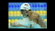 Michael Phelps Is Movin Along
