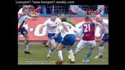 Hartlepool 0 - 1 West Ham (behrami) 24.01.09