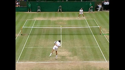 Wimbledon 2001 - rafter/ivanisevic