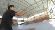 Скейт трип до Солун с Ninja Squad