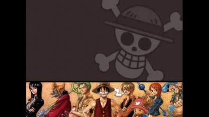One Piece ost Overtaken