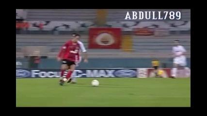 Топ - 10 гола на Димитър Бербатов за Тотнъм и България
