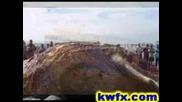 Най - Голямата костенурка намерена в Океана