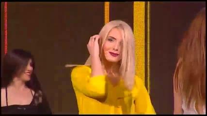Nikolina Kovac - Sumnjivo lice (Grand Parada 05.05.2015.)