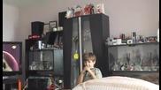 my 5 year-old son singing Hallelujah