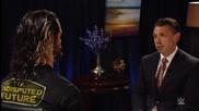 Сет Ролинс говори за мача Фатална Четворка на Payback 2015