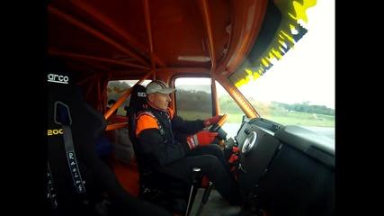 Bus: Ford Transit - Drift