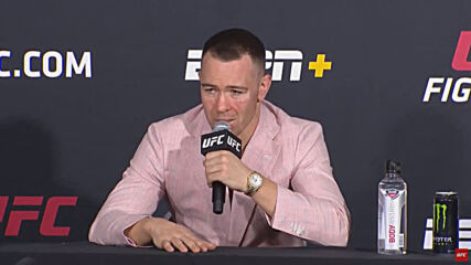 USA: UFC's Colby Covington comments on call from Trump, calls BLM movement a 'joke'