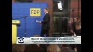 Меркел обеща промени в управлението, за да си върне доверието на германците