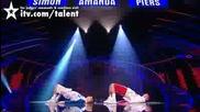 Якоо Twist and Pulse взривиха публиката Britains Got Talent 2010 Финал !
