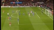 Манчестър Юнайтед 2 - 1 Челси Чичарито Гол *hq*