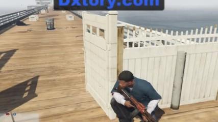 Gta5 Кражба на лодка