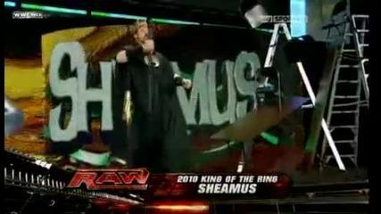 Wwe| Raw - Наградите Слами 12/13/10 6/10 [ High Quality ]