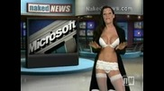 Valentina Taylor Naked News Teaser