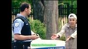 Един полицай е шега - Само за смях