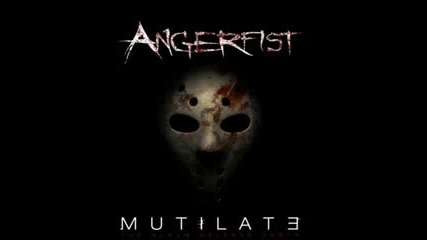 Angerfist - Back Up