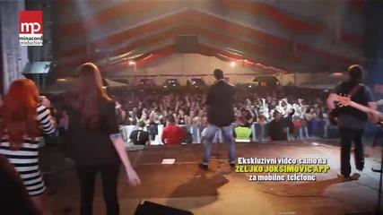 ZELJKO JOKSIMOVIC CAM - RUJAN FEST ZAGREB 2012 - EKSKLUZIVNI SNIMCI IZA SCENE - BEHIND THE SCENES